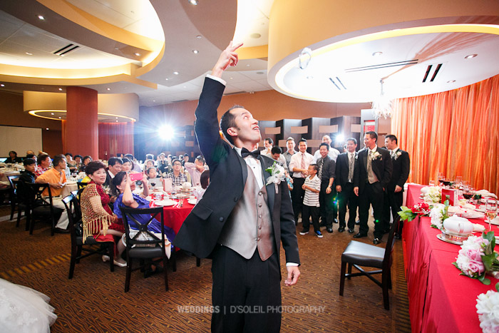 Wedding using Phottix Strato II