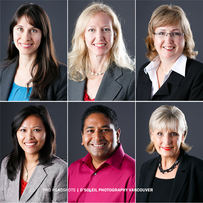 Vancouver business headshots for financial planners and advisors