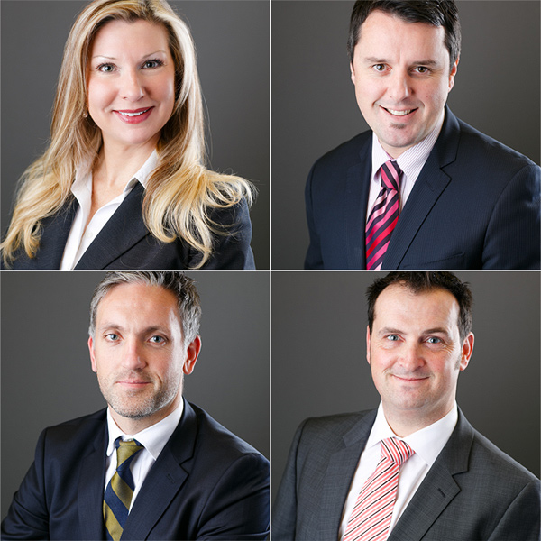 Business in Vancouver headshots