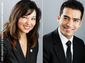 Corporate headshots port moody