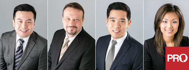 Vancouver Real Estate Headshots
