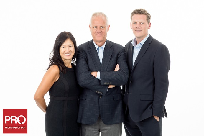 Business Group Photos in Vancouver